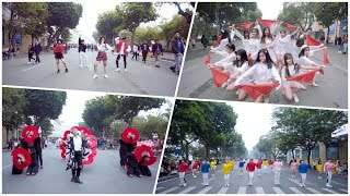 [KPOP IN PUBLIC] IDOL MMA ver + LA VIE EN ROSE Mama ver + POP/STARS Dance Cover By M.S Crew