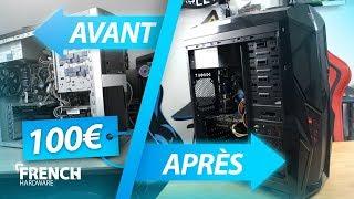 ON AMÉLIORE LE PC GAMER À 100€ ! (+ Concours)