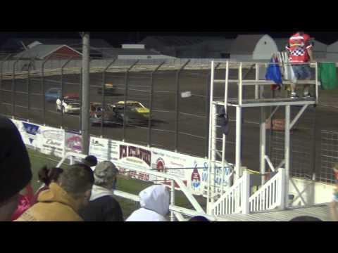 Lee County Speedway Sport Compact Heat 2 10/25/2014