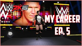 WWE 2K15 - My Career Mode - Episode 5 - The Inspirational One