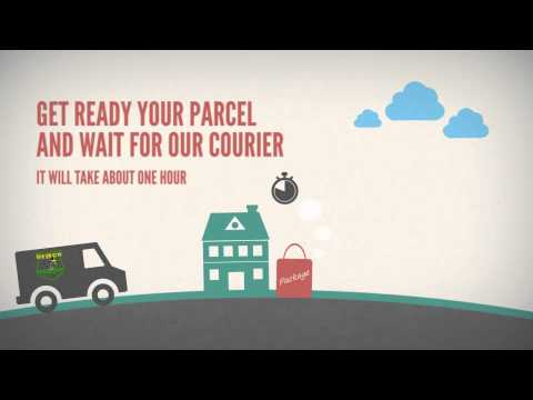 Explainer Video - Delivery Company
