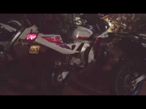 how to set idle cbr250rr