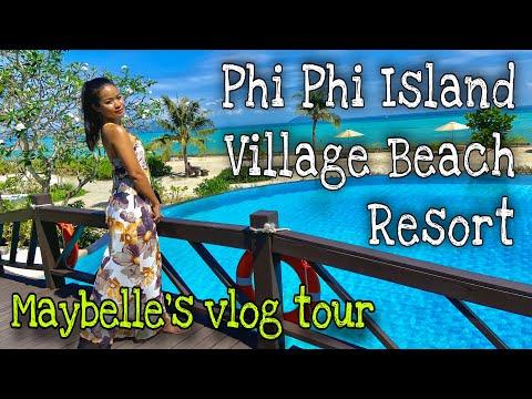 Phi Phi Island Village Beach Resort, Thailand Travel Vlog 2020