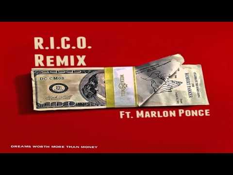 Meek Mill-R.I.C.O. Remix Feat. Drake and Marlon Ponce