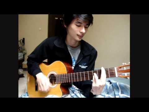 Akustik Gitar - Belajar Lagu (Lonely - 2ne1)
