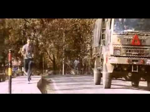 2_Vaaranam Aayiram Gym and Army scene(Major K Surya)