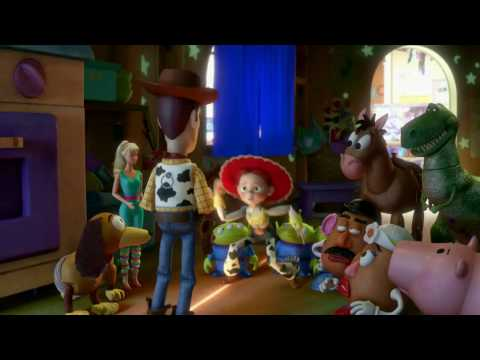 Trailer do filme Toy Story 3
