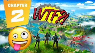 Fortnite Battle Royale Chapter 2!! Epic Fails & Funny Moments 2019