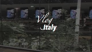 DARK VLOG / Хорошее техно / Милан, Верона