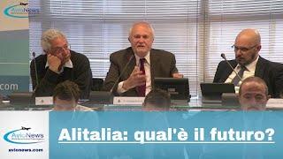 Alitalia: qual è il futuro?