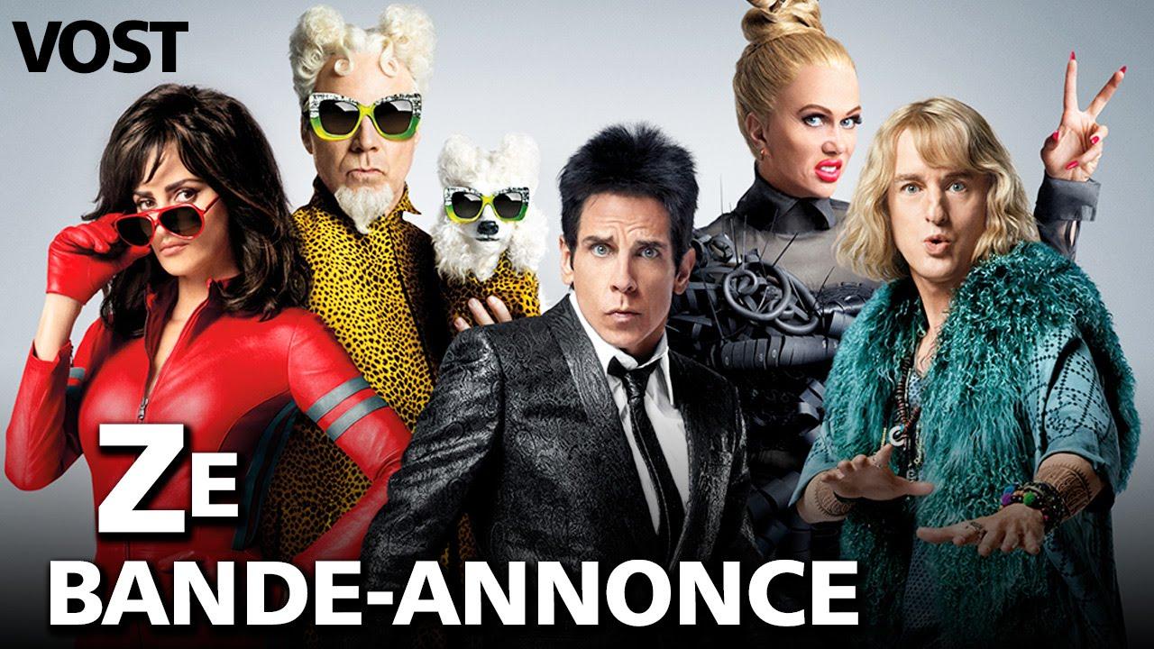 ZOOLANDER 2 - Bande-annonce officielle (VOST) [au cinéma le 2 mars 2016]