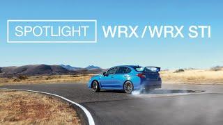 homepage tile video photo for Subaru WRX and WRX STI | Spotlight