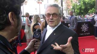 Interview: George Miller Talks DC Cinematic Universe