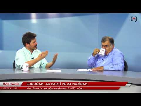 Erdoğan, AK Parti Ve 24 Haziran. Konuk: Erol Erdoğan