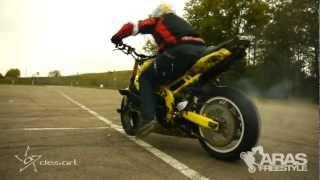 Aras Freestyle - moto stunt show