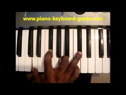 Dmaj7 Piano Chord Worshipchords