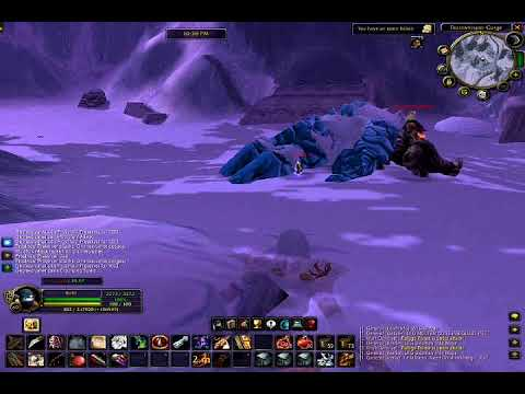 Gnomecrusher - Windfury crit bug (Vanilla WoW, 2005)