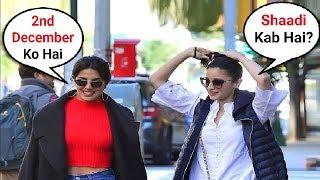 Priyanka Chopra And Alia Bhatt Chit - Chatting In New York