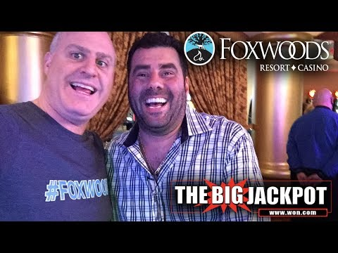 🔴Live at Foxwoods Huge Live Slot Play🎰