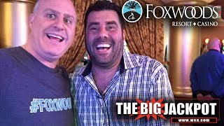 🔴Live at Foxwoods Huge Live Slot Play🎰 thumbnail