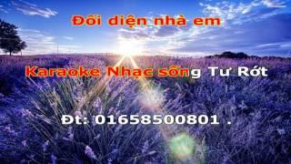 DOI DIEN NHA EM.karaoke (loi thuong chua ngo)