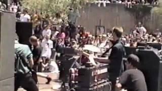05. Facet Squared - Fugazi, Sproul Plaza, UC Berkeley, CA - 4.30.93
