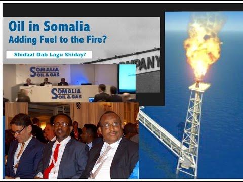 DOOD CULUS - SHIDAALKA & GAASKA SOMALIA - Goboleysiga ayaa Lagu Heshiin La,yahay - Ceel OIL Kawaran?
