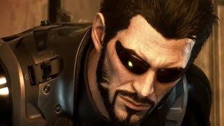 Deus Ex: Mankind Divided - геймплейный трейлер игры с E3 2015
