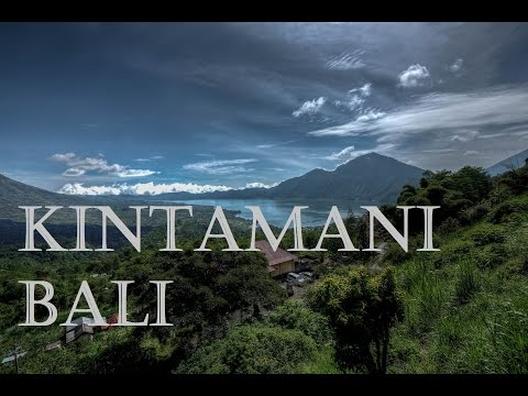 Best Scenic View Bali - Kintamani Batur Lake and Volcano
