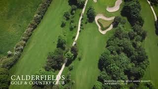 Midlands Aerial Photographer Videographer   Calderfields Golf Club Wedding Venue