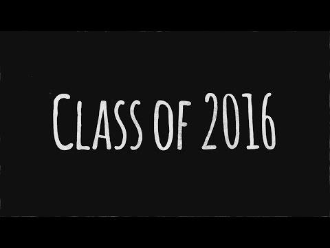 LBPHS - Class of 2016 Graduation Video