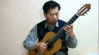 Love is Blue- DONGHWAN-NOH (guitar)