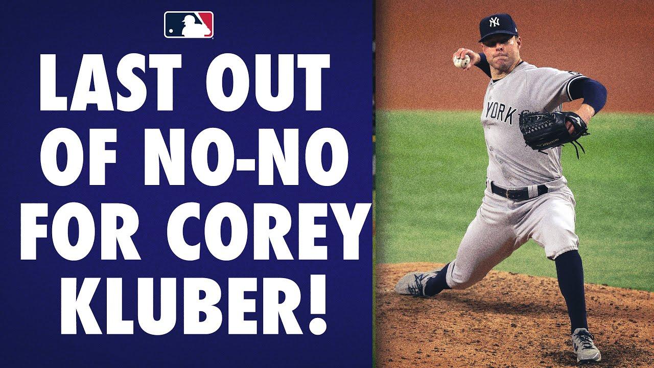 New York Yankees' Corey Kluber tosses MLB's second no-hitter in ...