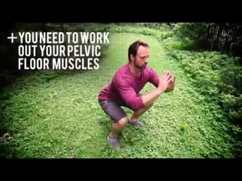 Exercise for strong erection
