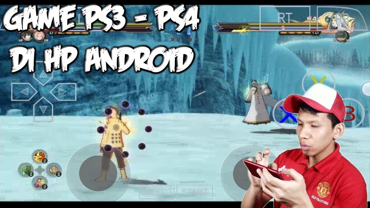 Cara Main Game PS3 / PS4 Di HP Android ! - YouTube