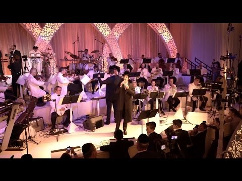 "Yitzy Schwartz Presents ""Rachamona"" Shira Orchestra, Motty Steinmetz & Shira - Rechnitz Wedding"