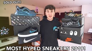 I Bought The Most Hyped Sneakers Of 2019.. This is what happened...