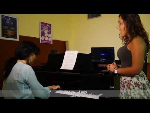 Corso di canto moderno