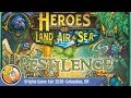 Heroes of Land, Air & Sea: Pestilence — game preview at Origins 2018