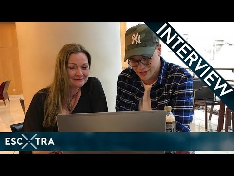 LIVE INTERVIEW: Mikolas Josef (Czech Republic 2018) // ESCXTRA.com
