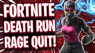 😂 Try not to Laugh Death Run! | 🤬🚫Rage Quit im Death Run!