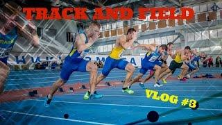 VLOG # 3 Легкая Атлетика,Некоторые моменты с Осеней подготовки
