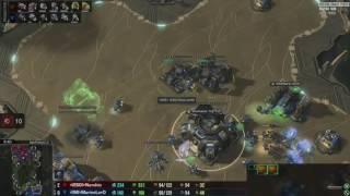 Finał Dreamhack - Nerchio vs Marine Lord - g3 - Starcraft 2 - Polski komentarz