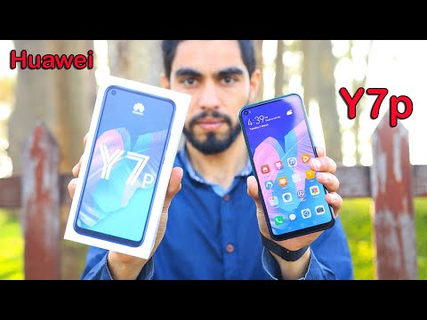 Huawei Y7p Review & Unboxing
