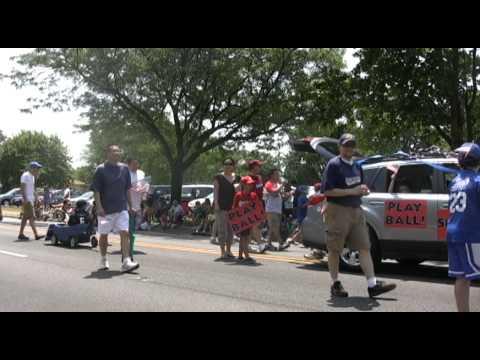 Fourth of July Parade 2012 Skokie Illinois