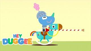 Il Distintivo del cavallo a dondolo - Hey Duggee Italiano