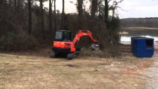FAE FORESTRY EXCAVATOR MULCHER FOR LAND CLEARING AND VEGETATION MANAGEMENT