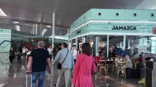 Arrival at Barcelona Airport - El Prat (BCN), Spain 🇪🇸