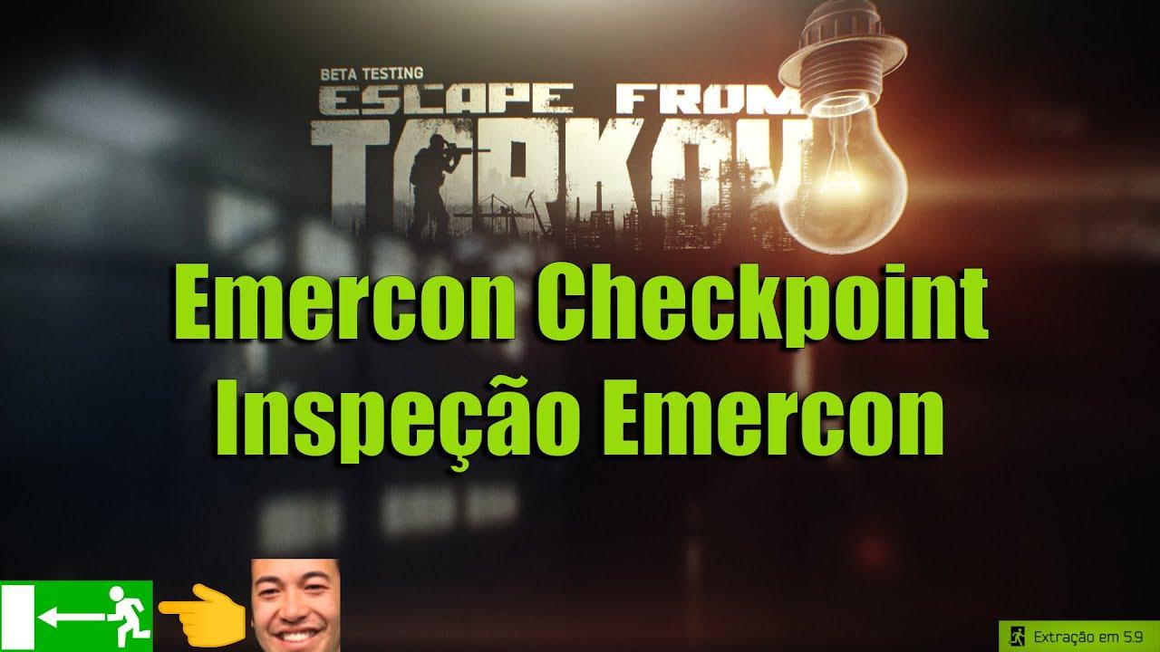 Escape From Tarkov - Interchange Exit