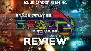 my Thoughts On Space Pirates And Zombies 2 (Review)